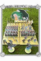 Shieldwall Elf Army Pack!