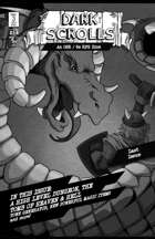 Dark Scrolls, an OSR/5e RPG Zine Vol. 3