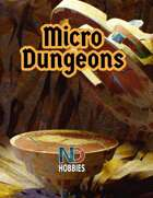 Micro Dungeons for 5e