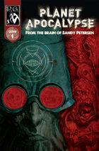 Planet Apocalypse (Graphic Novel)