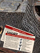 SHARP: Short Hand Adventure Role Playing - RPG on a Business Card