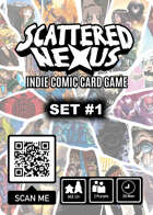 Scattered Nexus set1.1 First Edition