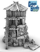 Large Goblin Swamp Tower