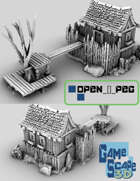 Swamp Outpost and Dock