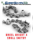 wheelwright and small smithy