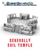 Evil Temple Part 1