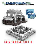Evil Temple Part 2