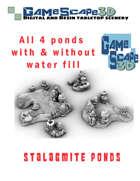 Stalagmite Ponds