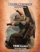 Ranger Archetype - Treasure Hunter