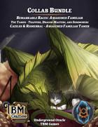 TBM Games / Underground Oracle Collab [BUNDLE]