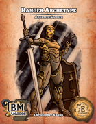Ranger Archetype - Adaptive Soldier