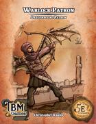 Warlock Patron - The Dragonbound