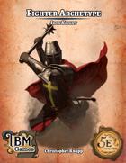 Fighter Archetype - Iron Knight