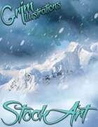 Fantasy Stock Art - Storm Scenes (Backgrounds)