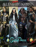 Allies & Antagonists Free Sample (5th Edition)