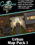 Grim Press Urban Map Pack 1