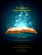 The Libram of Magical Equipment