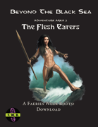 Adventure Area 2 The Flesh Eaters