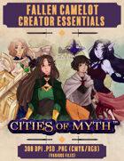 Premium Stock Art: Exclusive Creators Essential (Cities of Myth)