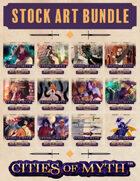 Premium Stock Art: Cities of Myth Fallen Camelot [BUNDLE]