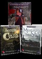 Cities of Myth (5e): Camelot Core Bundle [BUNDLE]