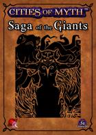 Cities of Myth (5e): Saga of the Giants