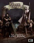 The Argyle Lorebook