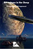Adventures in the Deep for FrontierSpace