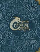 Revilo Creature Collection Volume 1