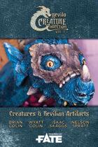 Creatures & Revilian Artifacts – Fate