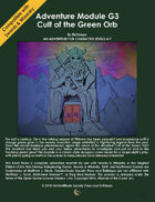 Cult of the Green Orb
