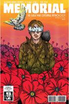 Wonderfunders Presents: Memorial, The Great War Centennial Anthology