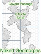 Cavern Passage Set B (C16-34B)