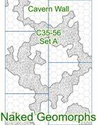 Cavern Wall Set A (C35-56A)