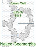 Cavern Wall Set B (C35-56B)