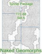 Tunnel Passage Set A (T77-88A)