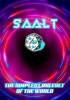 SAALT - The simplest ruleset of the World