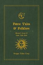 Faerie Tales & Folklore Narrator's Screen
