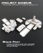 3D Printable Space Port