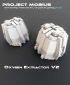 3D Printable Oxygen Extractor V2