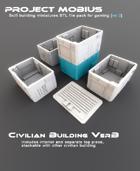 3D Printable Civilian Building VerB