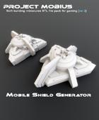 3D Printable Mobile Shield Generator