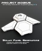 3D Printable Solar Panel Generators