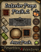 Interior Props Pack 2