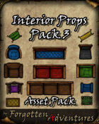 Interior Props Pack 3