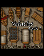 Vehicles - Pack 01