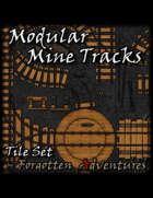 Modular Mine Tracks – Tile Set