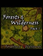 Forest & Wilderness - Pack 1