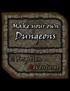 Make your own Dungeons, Tile Set Pack