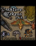 Creature Tokens Pack 11